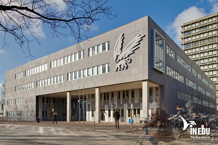 Các trường đại học liên kết với Trung tâm nghiên cứu quốc tế Hà Lan