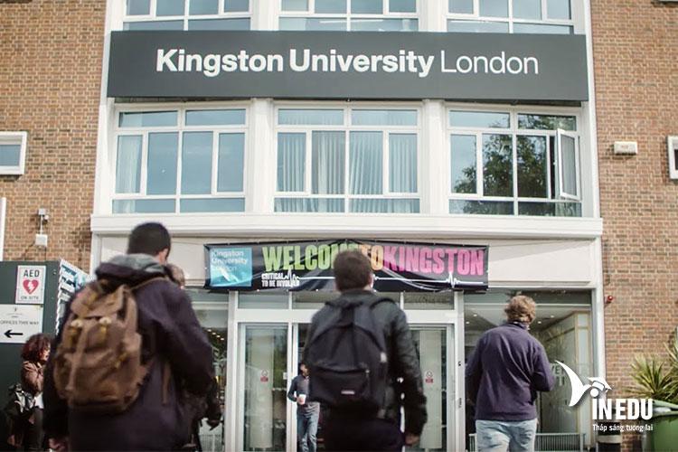 Các yêu cầu đầu vào dành cho sinh viên Việt Nam theo học tại Kingston university