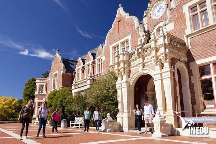 Đại học Lincoln luôn thu hút nhiều sinh viên quốc tế theo học