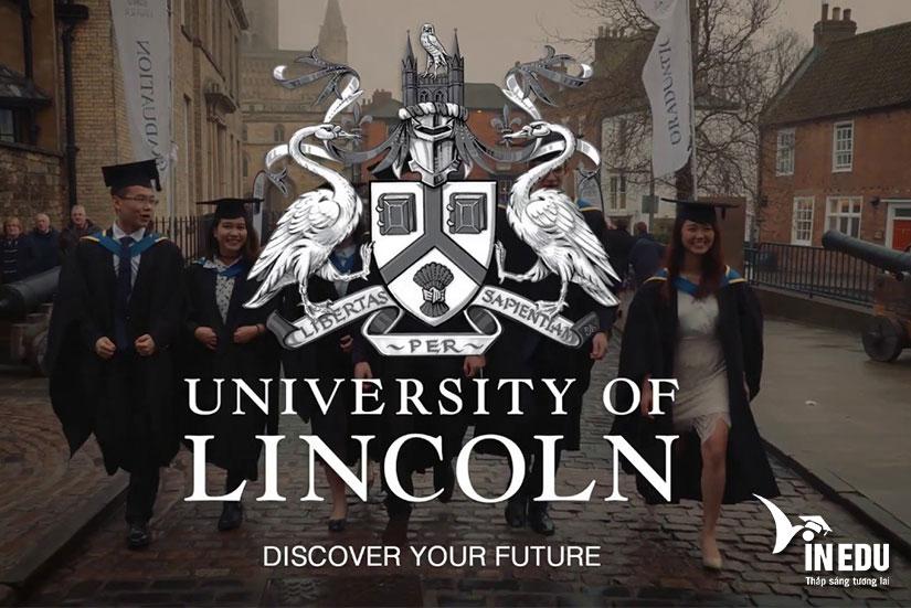 Đại học Lincoln Anh - ngôi trường nằm tại vùng đất East Midlands xinh đẹp