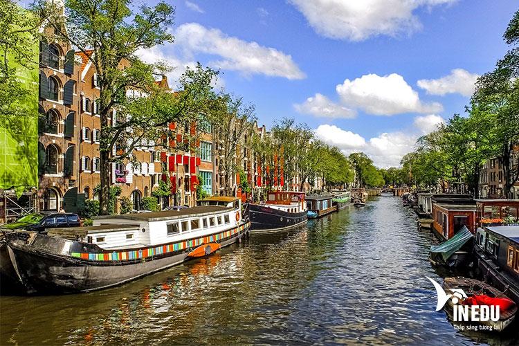 Đăng ký các chương trình du học tại Hà Lan