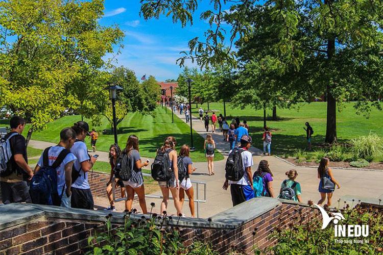 Học phí và các chương trình học bổng hỗ trợ tài chính dành cho sinh viên