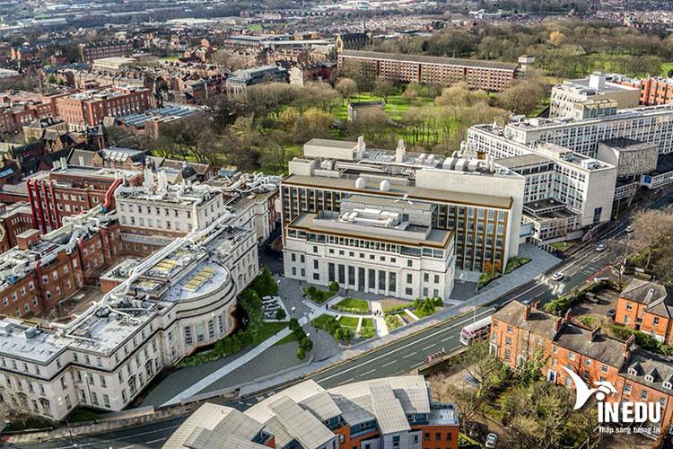 Học tập tại ngôi trường nổi tiếng ở Anh-University of Leeds