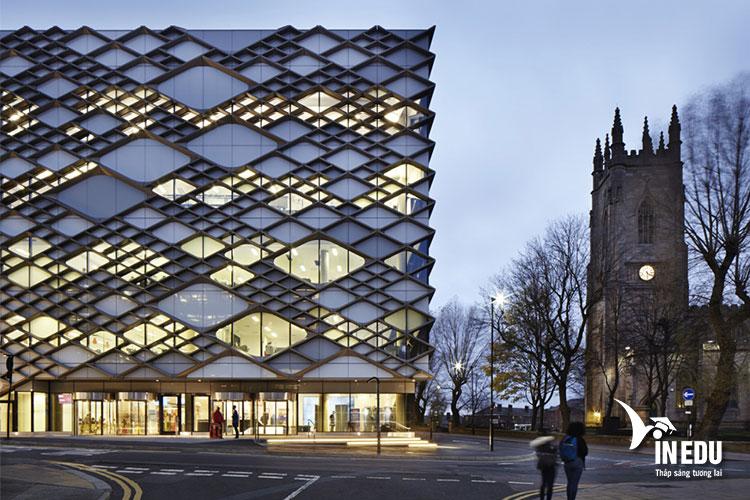 Học tập và trải nghiệm môi trường quốc tế tại trường Đại học Sheffield