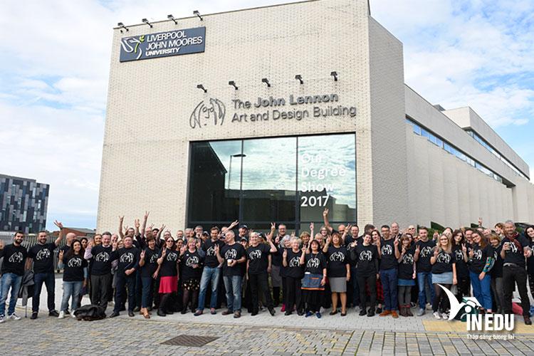 Tìm hiểu cơ hội du học hấp dẫn tại trường Liverpool John Moores University
