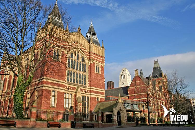 Tìm kiếm cơ hội du học Anh quốc tại trường Đại học Leeds