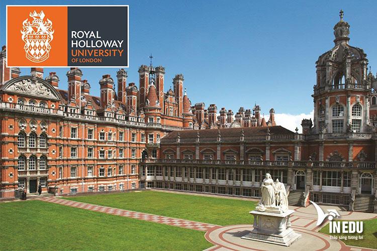 Tổng quan chung về trường Đại học Hoàng gia Holloway London