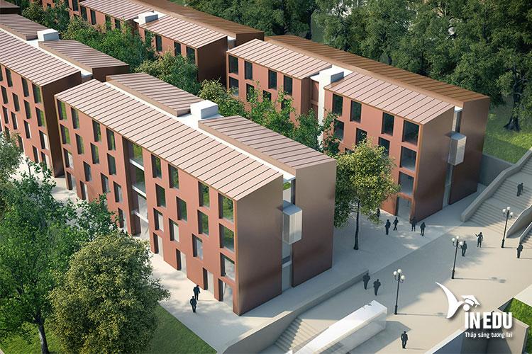 Trường Đại học Sussex là trường đại học công lập nghiên cứu nổi bật tại Vương quốc Anh