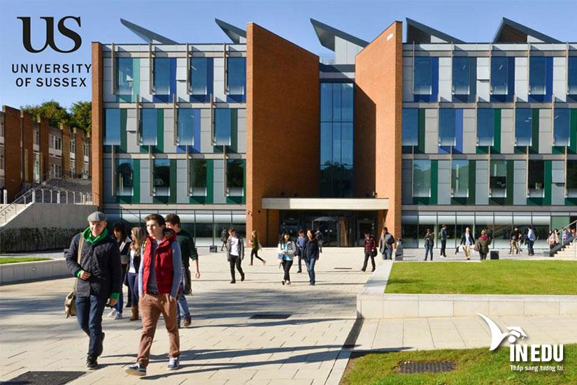 Trường Đại học Sussex - ngôi trường có đến 5 người đoạt giải Nobel