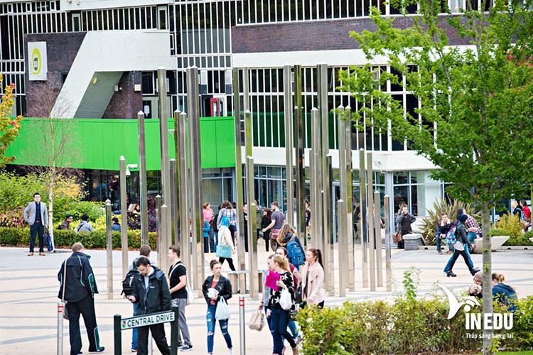 Trường được đánh giá cao trên các bảng xếp hạng các trường đại học danh tiếng
