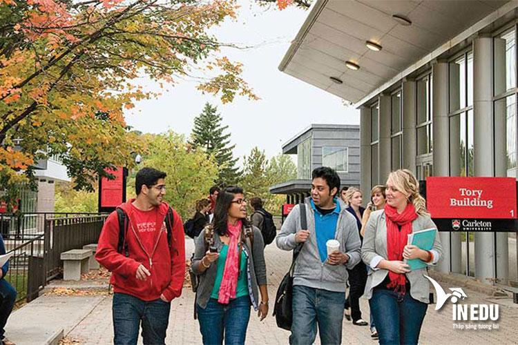Các chương trình đào tạo đa dạng mang đến nhiều cơ hội cho du học sinh