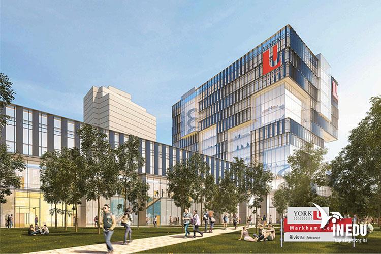 Đăng ký du học Canada tại trường York University
