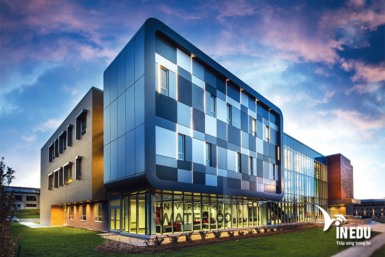 Du học Canada tại trường Đại học Waterloo - ngôi trường hàng đầu tại Canada