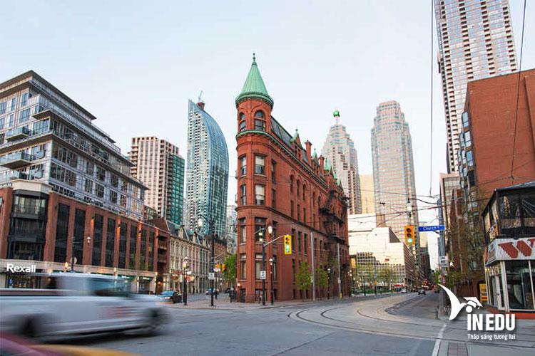Thuê trọ ở ngoài khuôn viên trường tại thành phố Toronto, Canada