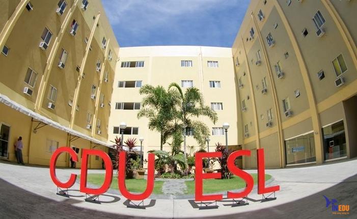 Trung tâm Anh ngữ trực thuộc Đại học Y Cebu Doctor's University