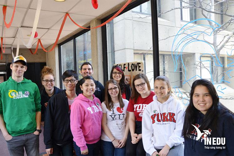 Yêu cầu chung dành cho sinh viên quốc tế đang muốn theo học tại Đại học York