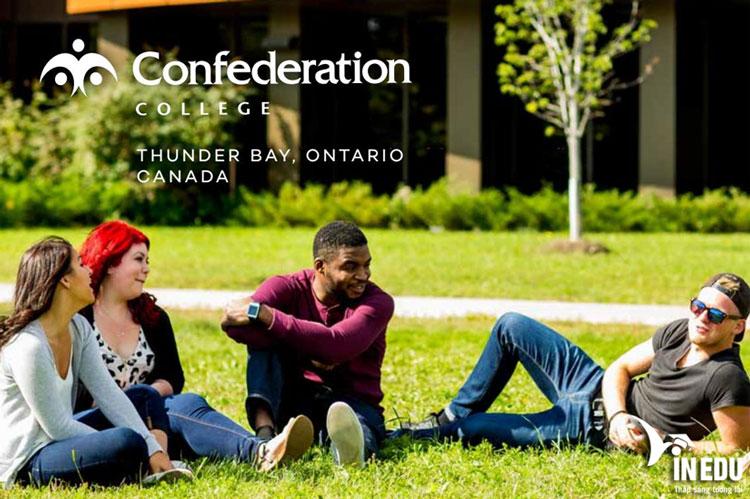 Chương trình đào tạo tại trường Cao đẳng Confederation