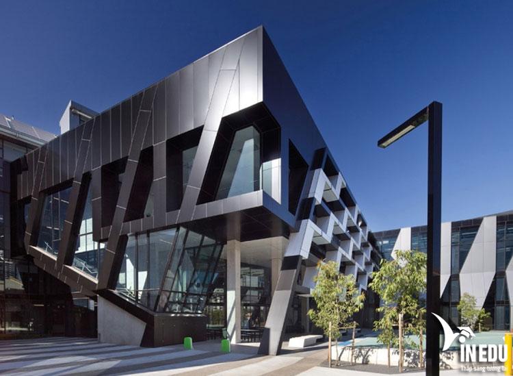 Trường Kangan Institute - học viện lớn bậc nhất bang Victoria