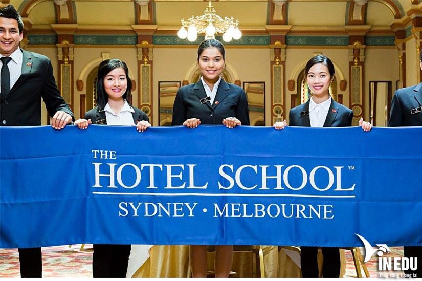 The Hotel School - Trường khách sạn hàng đầu của Úc