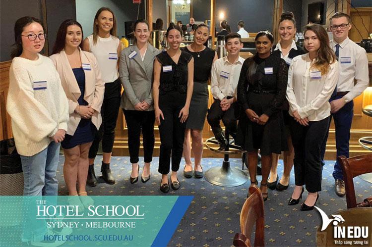 The Hotel School của Úc