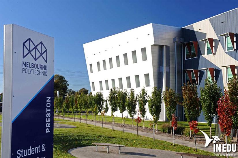Melbourne Polytechnic - Trường học để thành công