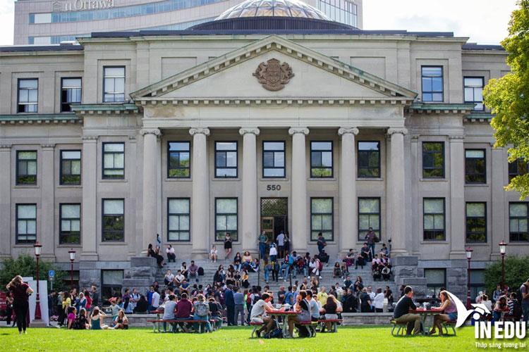 Chương trình học tập tại University of Ottawa