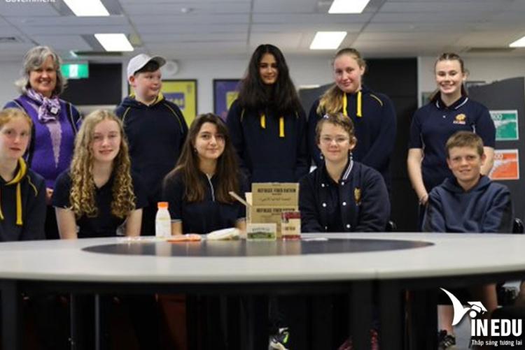 Chương trình đào tạo trung học tại Canberra