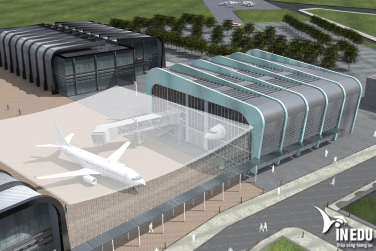 Đại họcCranfield Universitylà một trong số ít những trường đại học trên thế giới có sân bay riêng.