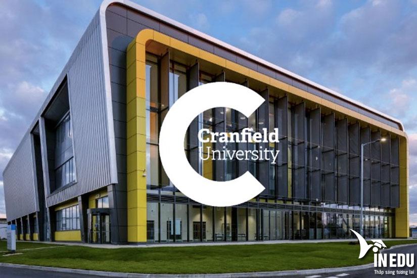 Học bổng toàn phần Đại Học Cranfield, London, Anh Quốc